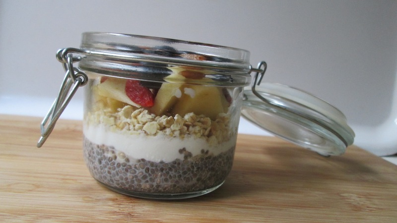 Overnight Oats – Vegan