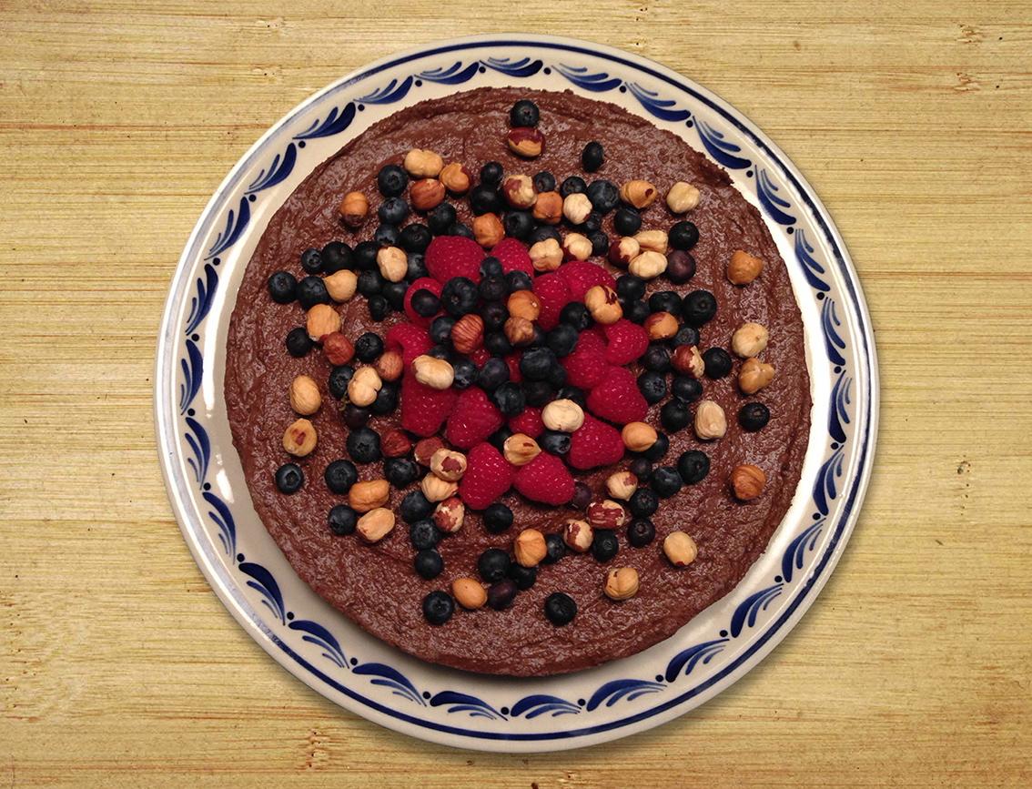 O melhor bolo de aniversário vegan