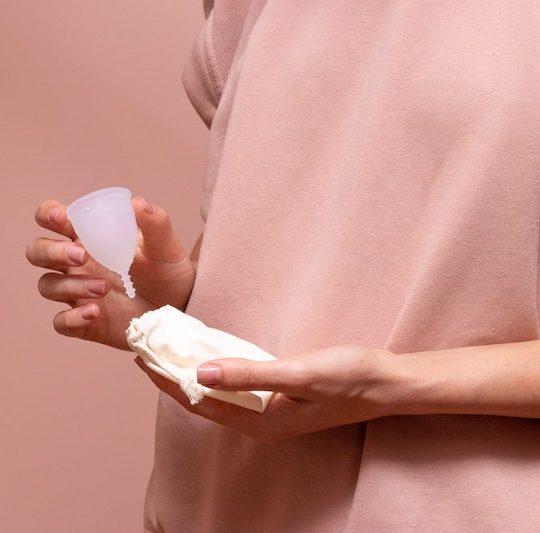Soluções eco para a menstruação